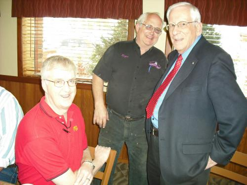 Kiwanis Officials